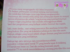 Explicit love story (1)