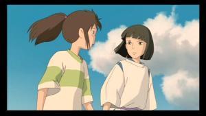 Chihiro - Haku good bye
