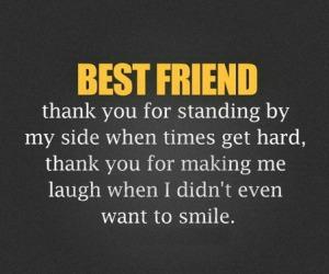 Best friends quotation
