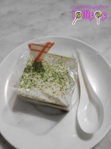 Opera Green tea