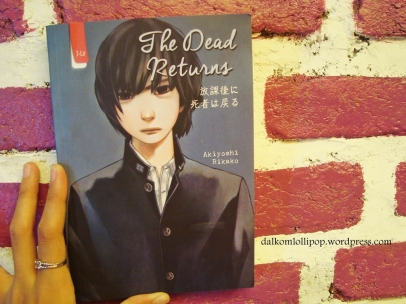 The Dear Returns cover